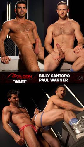 Description Paul Wagner - Billy Santoro