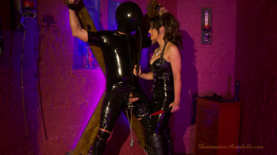 DominatrixAnnabelle. Gold 14 Clips. Part 2.