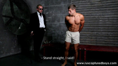 Sexual Harassment to Slave Zhenya - I - star, muscles international, style...