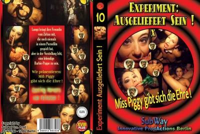 Experiment Ausgeliefert Sein 10