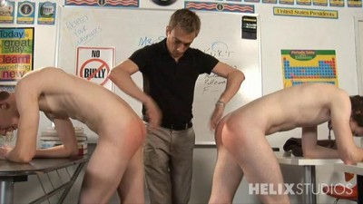 Detention Spank Part: 2 (one, boys, spa).