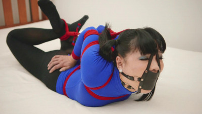 Blue Bodysuit Red Rope (2014)