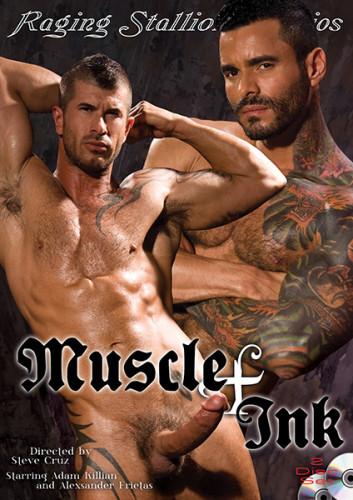 stallion studios man sex muscle men anal sex (Muscle & Ink).