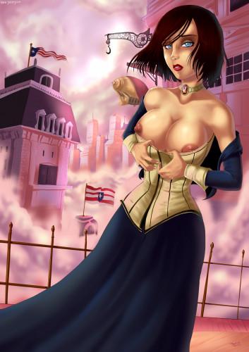 Bioshock Infinite - Elizabeth