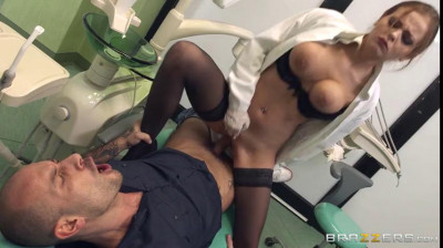Anal sex at the dentist office