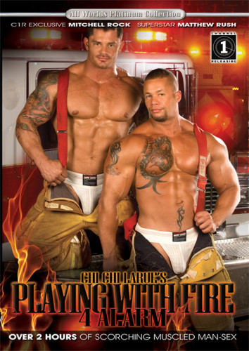 Playing with Fire vol.4 Alarm (large, interracial sex, tit).