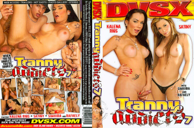 Tranny Addicts 7 (2012) DVDRip
