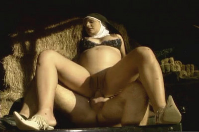 Pregnant nun fuck. This also happens