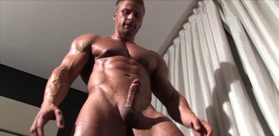 Kane Griffin Handsome Blond Muscle