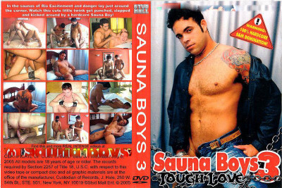 Sauna Boys 3 Tough Love
