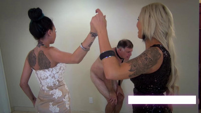 The Elegant Ballbusting