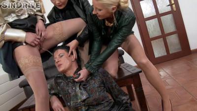 Hardcore Hussies Taking The Golden Shower Celine Noiret, Vanessa, Victoria Puppy (2016)