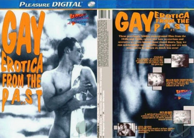 Gay Erotica from the Past Vol.1