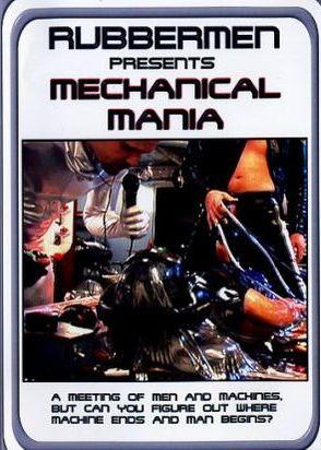 Rubbermen - Mechanical Mania