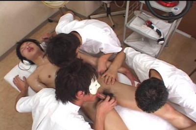Erotic Ninja 5 - Japanese Massage