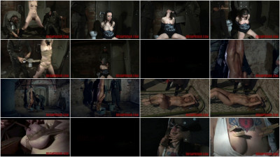 Vip Clips Of BDSM Prison. Part 2.