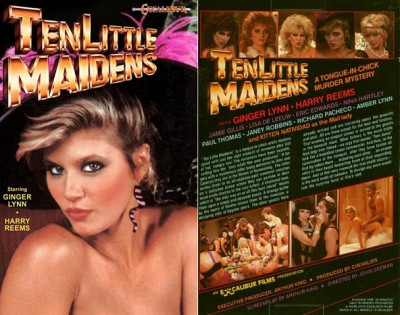 Ten Little Maidens (1985) (John Seeman. Excalibur Films)