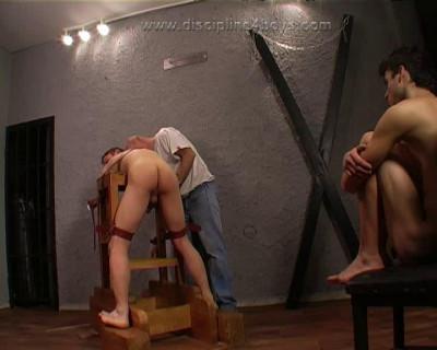 Discipline4Boys – First Timers 4