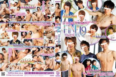 Fine Mega Hits Vol.19 - Gays Asian, Fetish, Cumshot - HD - handjob, finger, anal, anal sex