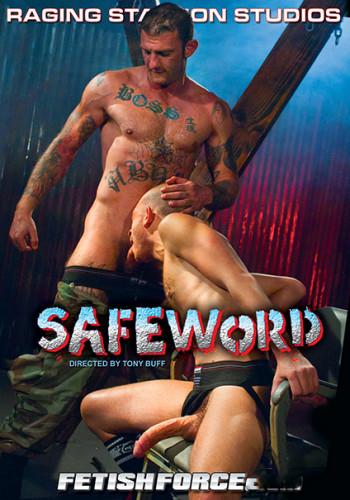 Safeword - master, fan, tied, scene
