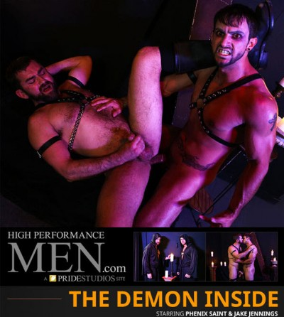 HPMen - Phenix Saint & Jake Jennings - The Demon Inside