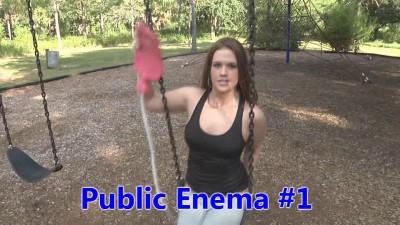 public enema/Публичная клизма