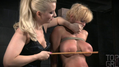 Darling, Cherry Torn — BDSM, Humiliation, Torture