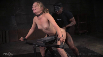 Stunning Mona Wales Dicked Down By BBC