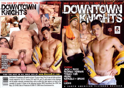 Downtown Knights (2008)