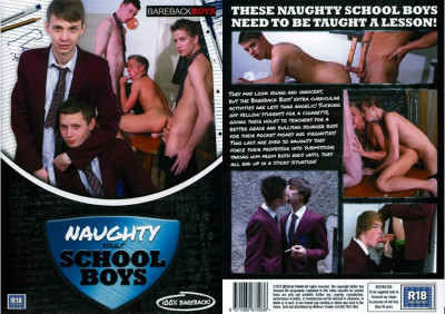 Naughty Adult School Boys (2012)