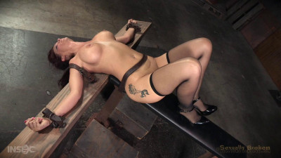Grand Finale Of Syren De Mer Show Punishing Deepthroat Rough Bondage Sex (2015)
