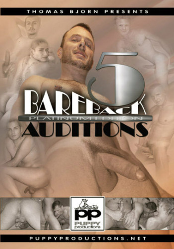 Bareback Auditions 5 (2008)