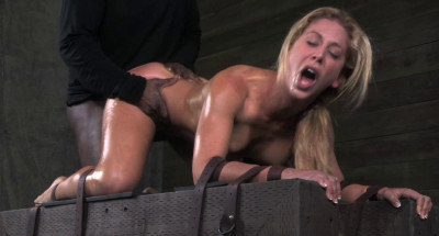 Cherie DeVille completely destroyed by BBC