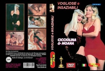 Cicciolina - The Rise of The Roman Empress 2 (Jim Reynolds)