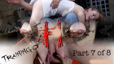 Realtimebondage – Nov 6, 2012 – Training Of H Part 7 – Hazel Hypnotic