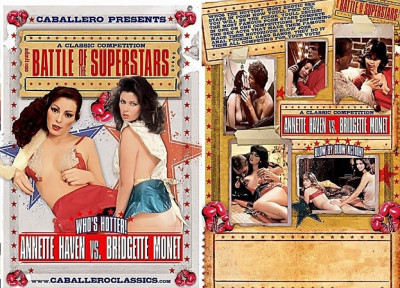 Battle Of Superstars: Annette Haven Vs. Bridgette Monet