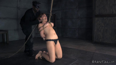 Hardtied - Jan 14, 2015 - The Rope Slut - Jessica Ryan - Jack Hammer
