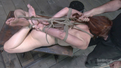 Hardtied - Muddy Cunt - Catherine De Sade (Part One)