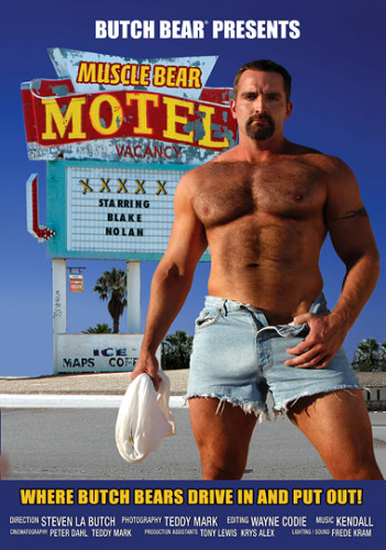 Butch Bear — Muscle Bear Motel