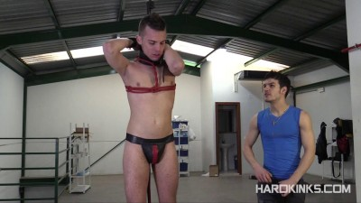 Punished Jhoel Blond Sergio Mutty (2015)