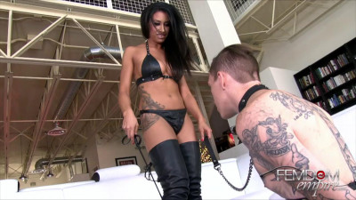 Goddess Tangent - Goddess Tangents Foot Abuse