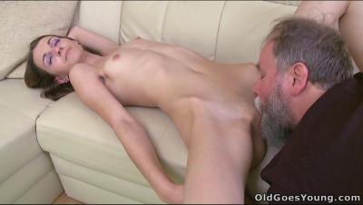 Nina Fucks With Old Guy 2