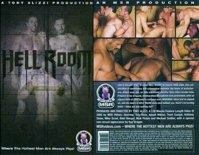Tony Alizzi - MSR - Hell Room