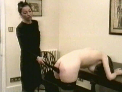 English Spanking Classics #54 - Double Whammy