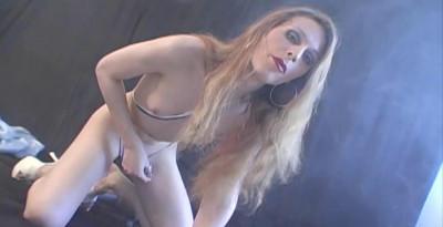 Sexy Trans Girl Has Twice