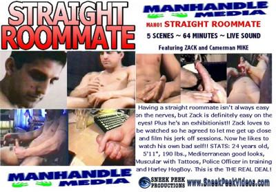 Straight Roommate