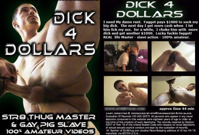 Dick 4 Dollars  ( apreder )