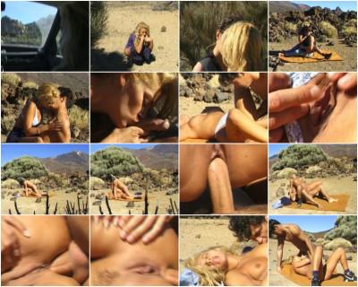 Cock In Desert