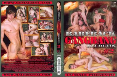Bareback Gangbang Recruits vol..2