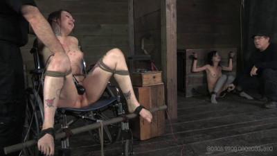 Pricked Part 3 Mollie Rose Cadence Cross - InfernalRestraints HD